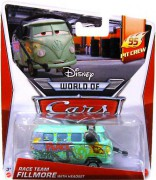 CARS 2 (Auta 2) - Race Team Fillmore with Headset (Fillmore se sluchátky)