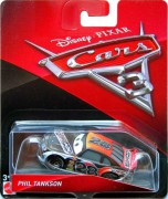 CARS 3 (Auta 3) - Phil Tankson Nr. 28 NEW