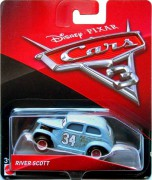 CARS 3 (Auta 3) - River Scott
