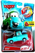 CARS 2 (Auta 2) - Color Changers Brand New Mater (Burák měnící barvu)