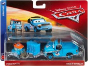 CARS 3 (Auta 3) - Dinoco Pitty  +  Roger Wheeler