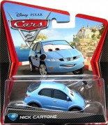 CARS 2 (Auta 2) - Nick Cartone