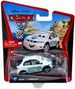 CARS 2 (Auta 2) - Erik Laneley