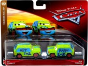 CARS 3 (Auta 3) - Hit Golpear  +  Run Corrida