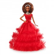BARBIE Holiday 2018 Afro-American (černoška)