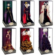 Disney Villains Designer Collection panenky sada 6ks