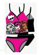 PLAVKY TANKINI MONSTER HIGH