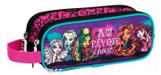 Pouzdro Monster High SC dva zipy