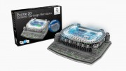 Nanostad LED: SPAIN - Santiago Bernabeu (Real Madrid)