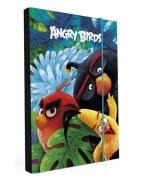 HEFT BOX,  DESKY NA SEŠITY A5 ANGRY BIRDS MOVIE