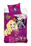 CARBOTEX Povlečení Ever After High 140x200,  70x80