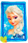 SUN CITY Deka polar fleece FROZEN Elsa 100x150