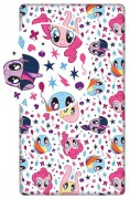 JERRY FABRICS Prostěradlo My Little Pony 086 90/200