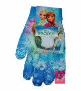 SUN CITY Rukavice FROZEN Anna a Elsa