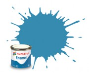 AA0521  - 48 Mediterranean Blue Gloss - 14ml Enamel Paint