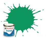 AA0549  - 50 Green Mist Metallic - 14ml Enamel Paint