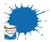 AA0566  - 52 Baltic Blue Metallic - 14ml Enamel Paint