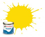 AA0761  - 69 Yellow Gloss - 14ml Enamel Paint