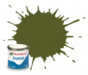 AA1612 - 149 Dark Green Matt - 14ml Enamel Paint