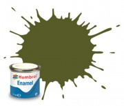 AA1626 - 150 Forest Green Matt - 14ml Enamel Paint