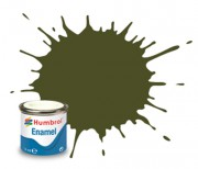 AA1729 - 159 Khaki Drab Matt - 14ml Enamel Paint