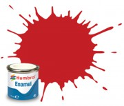 AA6608 - 220 Italian Red Gloss - 14ml Enamel Paint