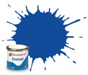 AA7222  - 222 Moonlight Blue Metallic - 14ml Enamel Paint