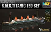 Titanic  +  LED set (Academy 1:700)
