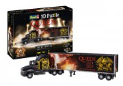 3D Puzzle REVELL - QUEEN Tour Truck - 50th Anniversary