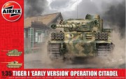 Classic Kit tank A1354 - Tiger-1 Early Version - Operation Citadel (1:35)