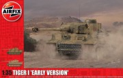 Classic Kit tank A1357 - Tiger 1 Early Production Version (1:35)