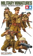 Tamiya Model figurky 35339 - WWI British Infantry Set  (Tamiya 1:35)