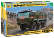Typhoon-K 6X6 Armoured Vehicle (Zvezda 1:35)