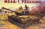 M26A-1 Pershing (Dragon 1:35)