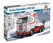 Model Kit truck 3944 - SCANIA Streamline 143H 6x2 (1:24)