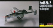 He162A-2 Salamander w/Engine (Dragon 1:48)