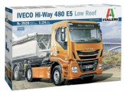 IVECO HI-WAY 490 E5 (Low Roof) (Italeri 1:24)