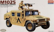 Hummer M1025 Armored Carrier  (Academy 1:35)