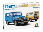 Toyota Land Cruiser BJ-44 Soft/Hard Top (Italeri 1:24)