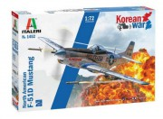 F-51D Korean War (Italeri 1:72)