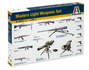 MODERN LIGHT WEAPON SET (Italeri 1:35)