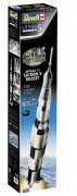 Gift-Set 03704 - Apollo 11 Saturn V Rocket (50 Years Moon Landing) (Revell 1:96) - Doprava zdarma