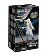 Gift-Set 03702 - Apollo 11 Astronaut on the Moon (50 Years Moon Landing) (Revell 1:8)