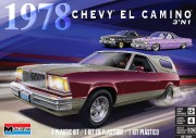 Auto ´78 Chevy® El Camino® 3 in 1 (Monogram 1:24)