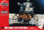 One Step for Man 50th Anniversary of 1st Manned Moon Landing (1:72)