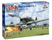 Model Kit letadlo 2802 - Hurricane MK. I (1:48)