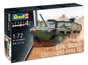 Plastic ModelKit military 03283 - GTK Boxer Command Post NL (1:72)