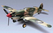 P-40B Tiger Shark (Monogram 1:48)