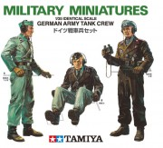 German Army Tank Crew (Tamiya 1:35)