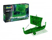 Plastic ModelKit loď 05428 - Viking Ghost Ship (Revell 1:50)
